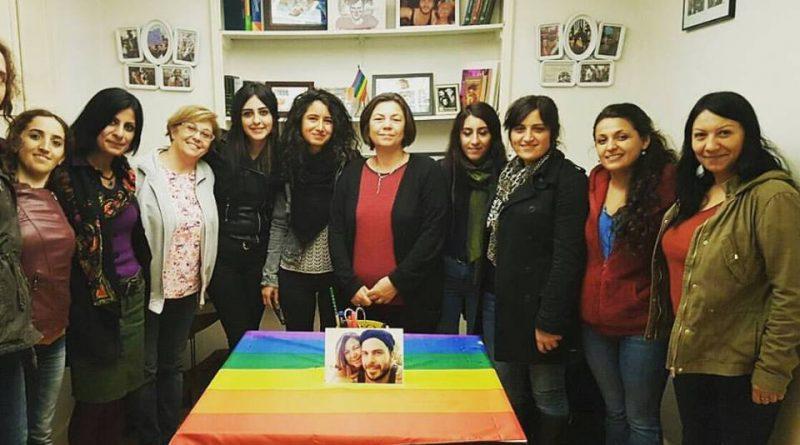 Demokratik Kadın Hareketi Toplantısı
